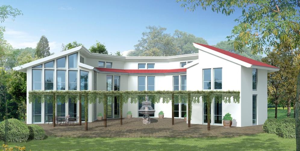 Architekturmodell 1-20