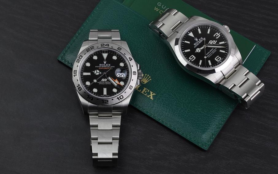 Uhrenträger wissen eine Uhr der Marke Rolex sehr zu schätzen